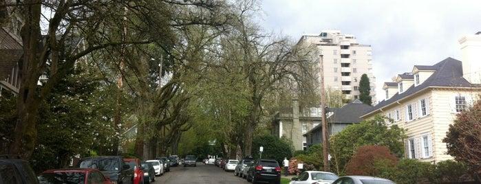 Uptown is one of Neighborhoods of Portland.