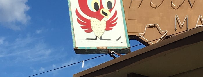 Hoot Owl Market is one of Neon/Signs West 3.