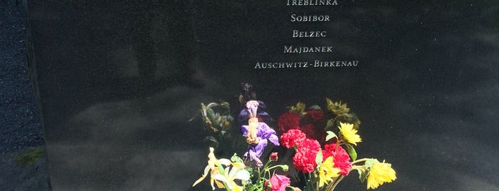 Oregon Holocaust Memorial is one of Top 10 places to try this season.