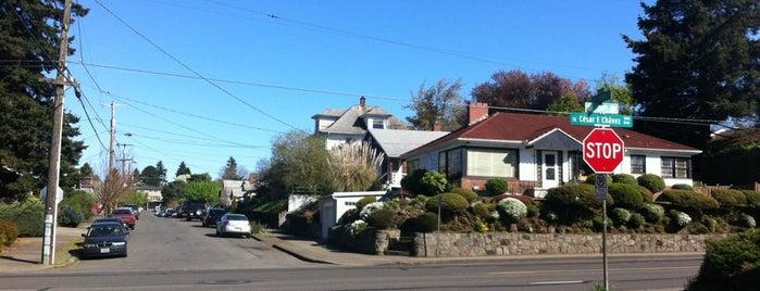 Creston-Kenilworth Neighborhood is one of Neighborhoods of Portland.