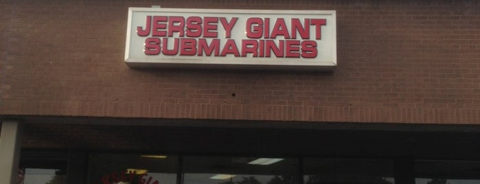 Jersey Giant is one of Gespeicherte Orte von Sean.