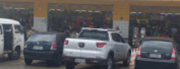 Servebem Supermercado (Rede Mais) is one of Allysson 님이 좋아한 장소.