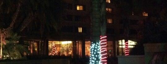Long Beach Marriott is one of Favorite Marriott Hotels.