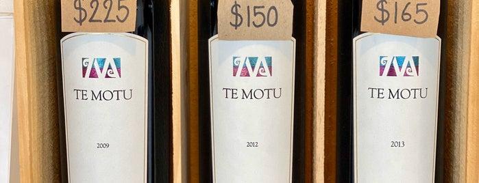 The Shed at Te Motu is one of Tempat yang Disukai Josh.
