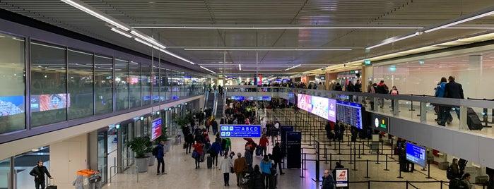 GVA Departures is one of Geneva (GVA) airport venues.
