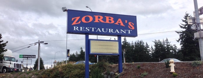 Zorba's Restaurant is one of Places I've Been.