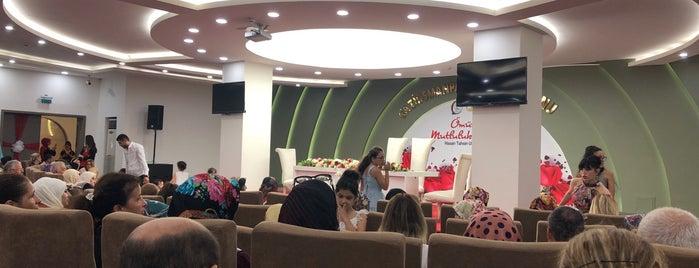 Gaziosmanpaşa Belediyesi Nikah Salonu is one of Betül : понравившиеся места.