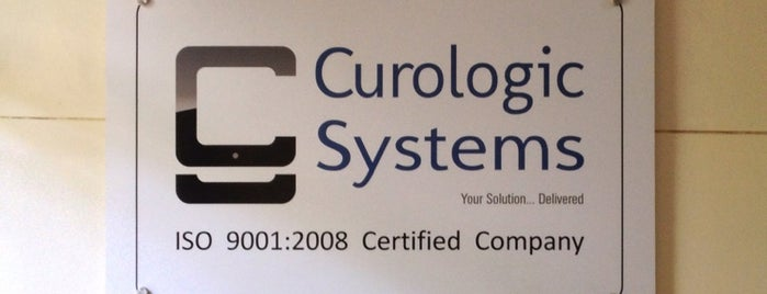 Curologic Systems Pvt Ltd is one of Aniruddha'nın Beğendiği Mekanlar.