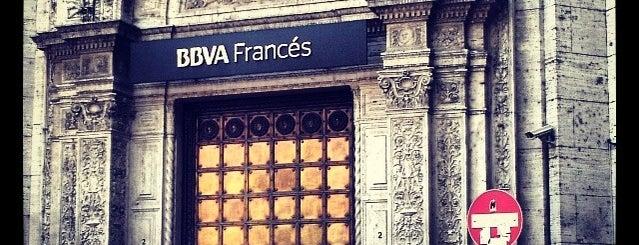 BBVA Francés is one of Basilico Fer en Capital.