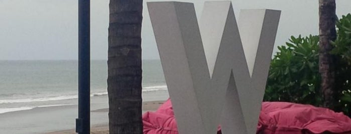 WOOBAR is one of Seminyak.
