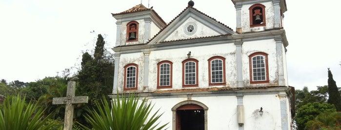 Igreja Matriz de Paty do Alferes is one of Paty do Alferes, RJ, Brasil.