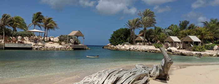 Baoase Luxury Resort is one of Curaçao.
