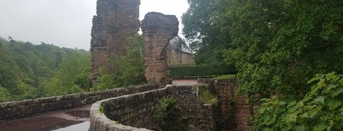 Rosslyn Castle is one of Edinburgh.