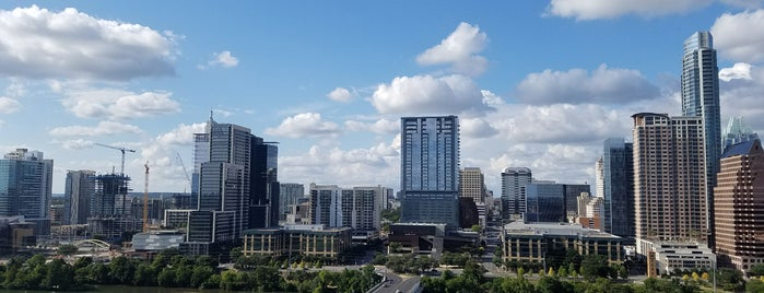 Sky Lounge at The Catherine is one of Austin Favorites.