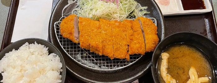 とんかつ ながた園 住吉本店 is one of Top picks for Japanese Restaurants.