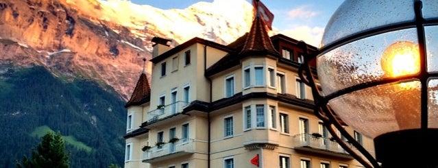 Grindelwald is one of Suiça - onde ir.