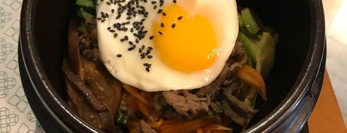 Surah Korean Cuisine Brasil is one of Caio : понравившиеся места.