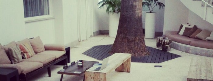 Puro Oasis Urbano is one of Design Hotels.