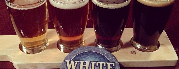 White Street Brewing Company is one of Triangle Area Breweries.
