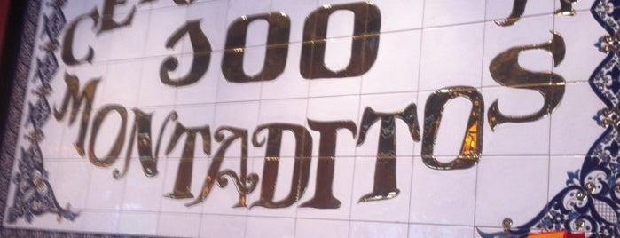 100 Montaditos is one of Lugares favoritos de Carl.