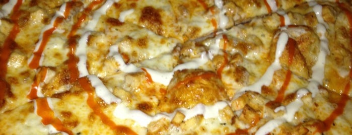 La Festa Brick & Brew Pizzeria is one of A State-by-State Guide to America's Best Pizza.