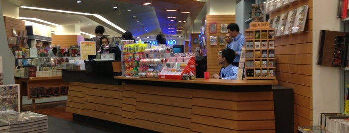 Kinokuniya is one of 1 day grand indo, thamrin.