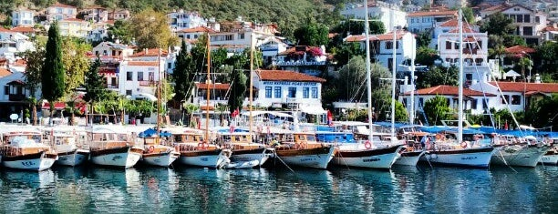 Kaş is one of Locais curtidos por HAKAN.