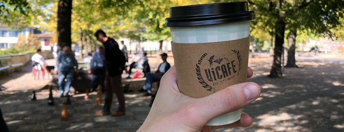 le Cafe en Soie by Vicafe is one of Sarahさんのお気に入りスポット.