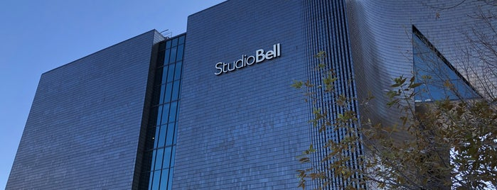 Studio Bell is one of Calgary, Canada.