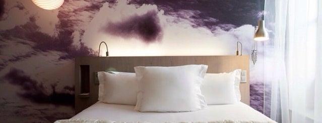 Hôtel Le Grand Balcon is one of Lieux qui ont plu à Dr. Ali ŞAHAN aesthetic&cosmetic dermatology.