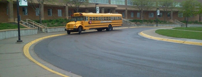 Mounds View High School is one of Twin Cities High Schools.