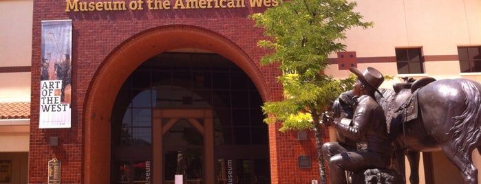 Autry National Center is one of ADAC Vorteile, USA.
