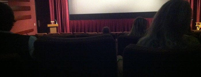 Real D Screening Room is one of Christieさんのお気に入りスポット.