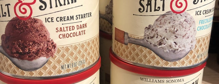 Williams-Sonoma is one of San Diego暮らし.