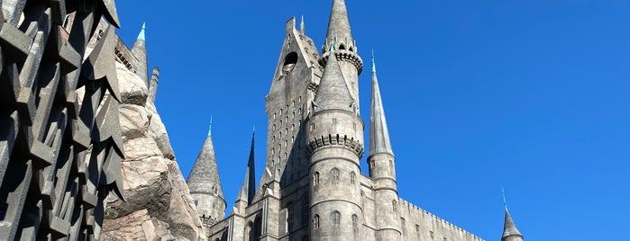 Harry Potter and the Forbidden Journey is one of Stephaniaさんのお気に入りスポット.