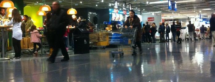 IKEA Restaurant is one of Ifigenia: сохраненные места.