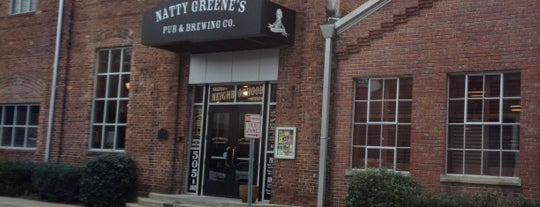 Natty Greene's Pub & Brewing is one of Tempat yang Disimpan Neville.