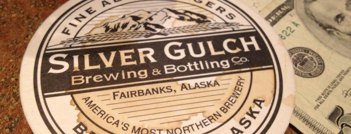 Silver Gulch Brewing & Bottling Co. is one of Locais curtidos por Cusp25.