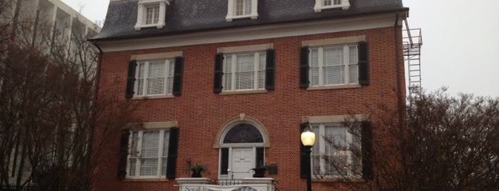Belmont-Paul Women's Equality National Monument is one of DC Bucket List 2.