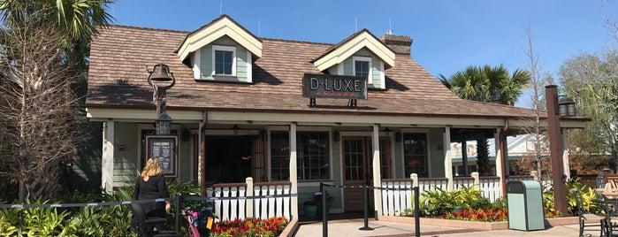 D-Luxe Burger is one of Lindsaye : понравившиеся места.