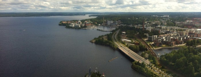 Näsinneula is one of Ultimate the best of Tampere!.