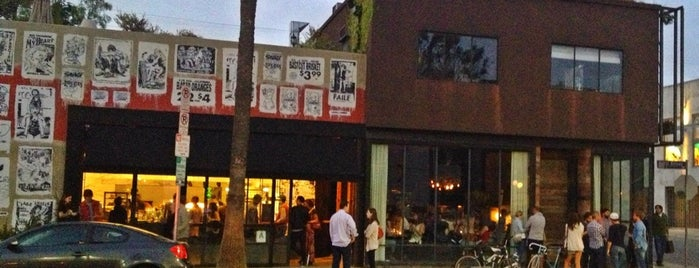 Abbot Kinney Boulevard is one of 100 Cheap Date Ideas in LA.