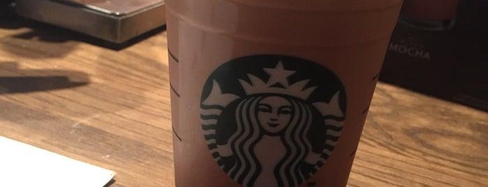 Starbucks is one of Lieux qui ont plu à Chayaporn.