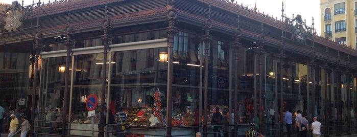 Mercado de San Miguel is one of Spain 🇪🇸.