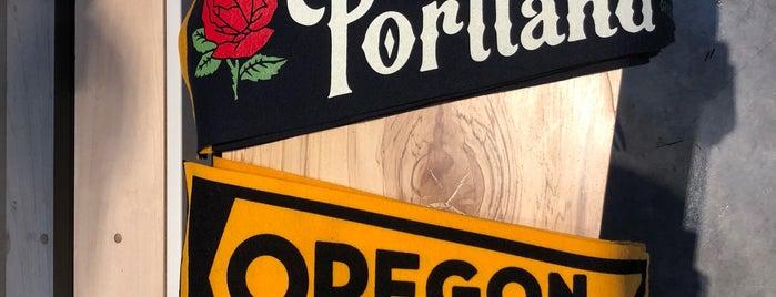 Bridge & Burn is one of Portland.