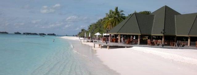 Paradise Island Resort is one of Orte, die Nazım gefallen.