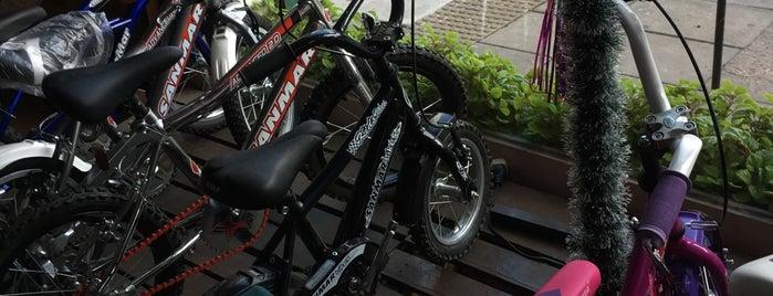 Rodados Orense is one of Bicicleterías de Buenos Aires.