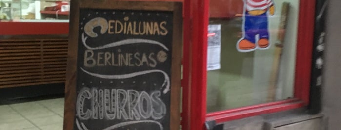 Churros El Topo is one of Buenos Aires.