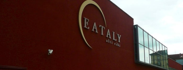 Eataly Alti Cibi is one of Turin.