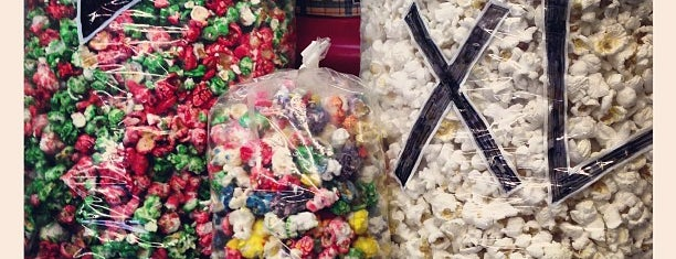 Popcorn Fharmacy is one of Tempat yang Disimpan Kim.